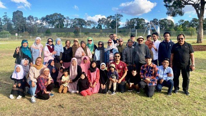 Diaspora Sulawesi di Sydney Australia Kumpul Bersama di Acara Halalbihalal KKSS Sydney