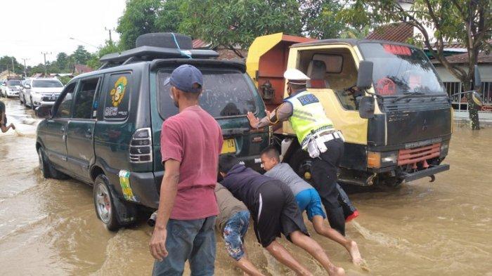 Lagi, Banjir Rendam Ratusan Rumah di Wilayah Suli Luwu