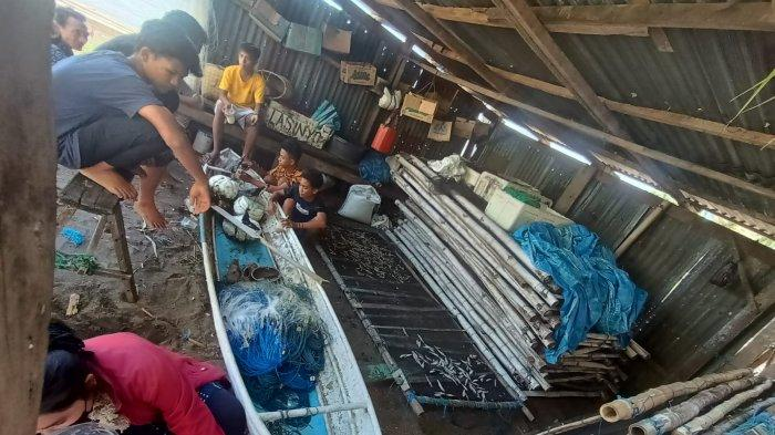 Tim SAR Gabungan Hentikan Sementara Pencarian Nelayan Hilang di Matene Barru