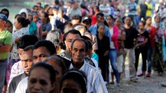 Nasib PNS Timor Leste di Masa Sulit Pandemi, Diberi Subsidi Pangan Tapi Fasilitas Lain Dicabut