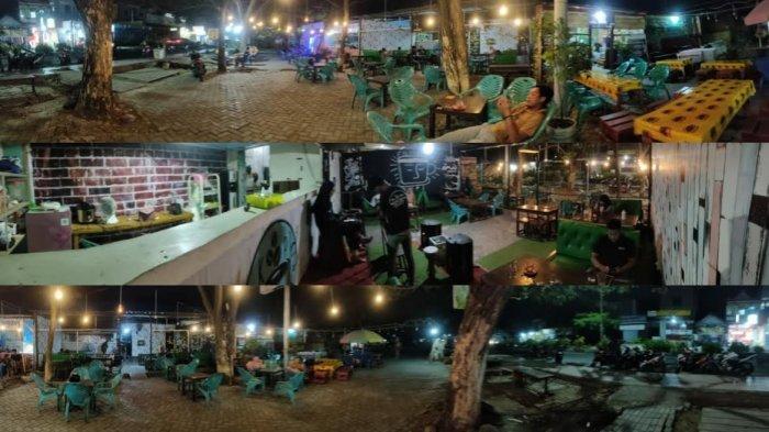 Warkop Rakyat Nusantara, Tempat Nongkrong Asik di Depan Stadion Mini Bulukumba