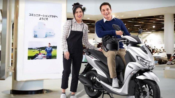 Yamaha FreeGo 125cc Matic Hanya Rp 20 Jutaan, Fiturnya Setara Motor Premium