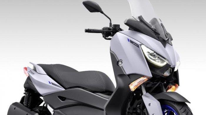 Yamaha XMAX 250 Rilis Warna Baru, Makin Sporty dan Trendy