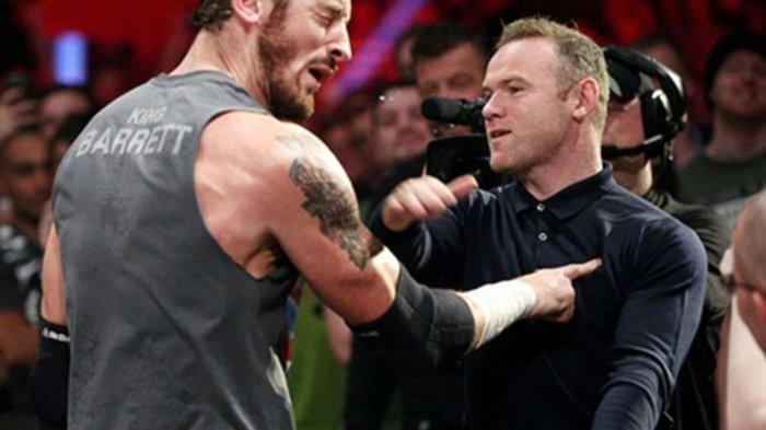 9 Pesepakbola Dunia ini Juga Menggemari WWE, dari Wayne Rooney Hingga John Terry!