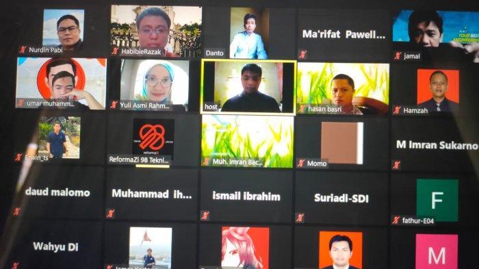 Alumni Teknik Unhas Angkatan 98 Bahas Peluang Pengembangan Energi Terbarukan di Sulawesi Selatan