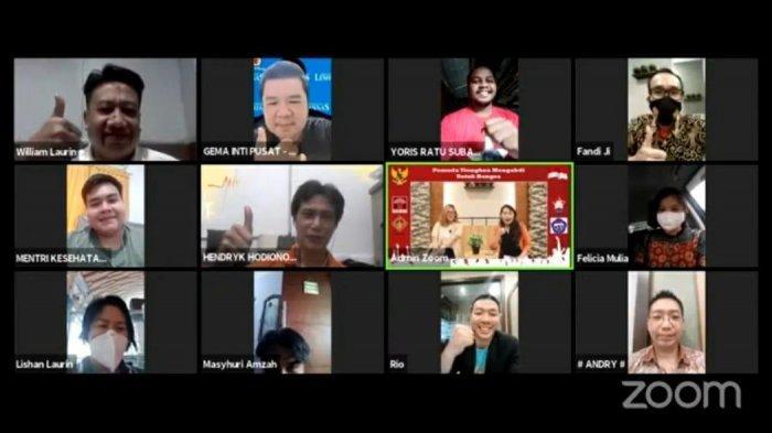 Pemuda Tionghoa Sulsel Gelar Webinar Pemuda Mengabdi untuk Bangsa