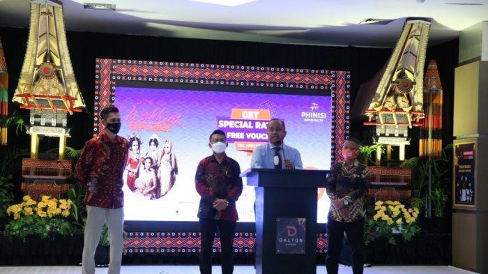 Dinas Pariwisata Makassar Dukung Wedding Expo PHI, Anggiat: Banyak Keuntungan di Event ini