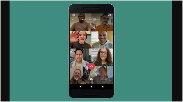 Cara WhatsApp Video Call 8 Orang di iOS iPhone, Pengguna Android Harap Sabar, Saingi Zoom?