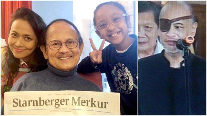 Kenalkan Widya Leksmanawati Istri Thareq Kemal Habibie, Lihat Jabatannya di Lingkungan TNI