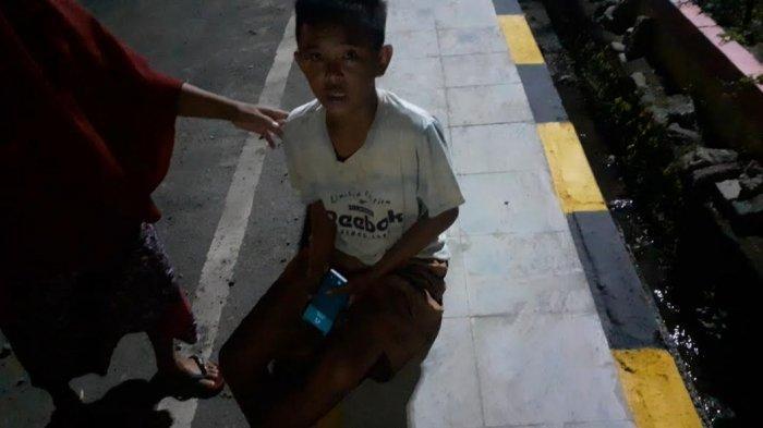 Bocah 12 Tahun di Jeneponto Menangis Saat Ditilang Polisi, Wisnu: Takutka Ketahuan Bapakku