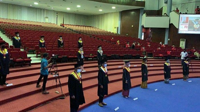 Berikut Daftar Lulusan Terbaik Unhas Wisuda Periode I Tahap 2, Ada Nama Mantan Wakil Bupati Lutim