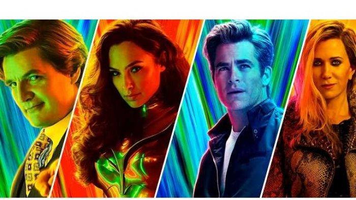 Simak Trailer dan Preview 4 Film Superhero Wanita Tayang Tahun 2020, Ada Mulan hingga Wonder Woman
