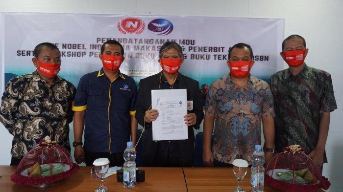 Workshop Penulisan Buku Ajar Ber-ISBN, STIE Nobel Indonesia Gandeng Penerbit ANDI