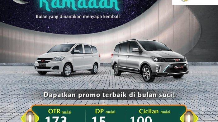 Wuling Promo Cicilan Ringan Selama Ramadhan