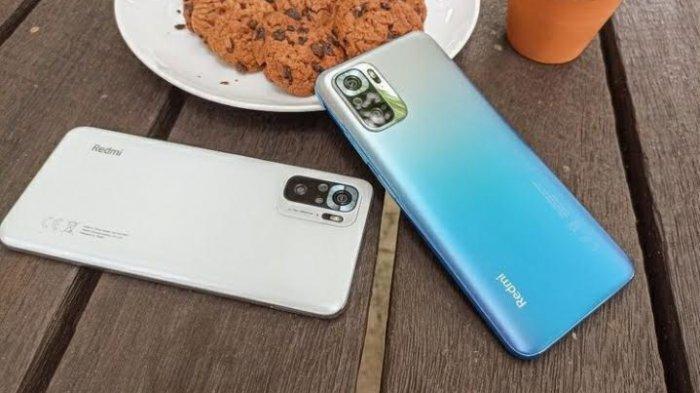 Spesifikasi & Harga Xiaomi Redmi Note 10s, RAM 8 GB dan Baterai 5.000 mAh