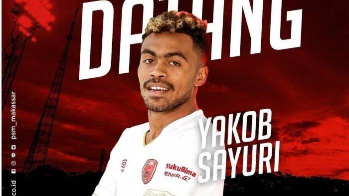 PSM Makassar Andalkan Yakob Sayuri & Aji Kurniawan, Link Live Streaming Indosiar Borneo FC vs PSM