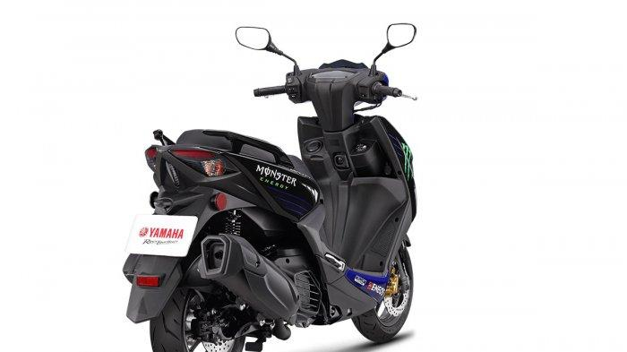 Yamaha Cygnus Gryphus Dirilis Metik 125 cc, Adik Yamaha NMAX Mirip XMAX dan Jadi Pesaing Honda Vario
