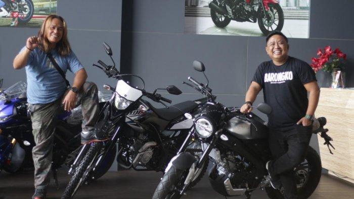 Salah satu produk Yamaha - Yamaha dominasi dalam hal perolehan penghargaan Otomotif Award 2021.