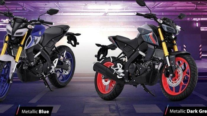 Tampil Makin Agresif, Ini Warna Baru Yamaha MT-15