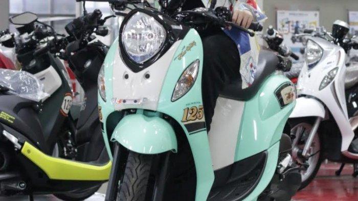 Triwulan I, Yamaha Jual21.120Unit Sepeda Motor di Sulsel