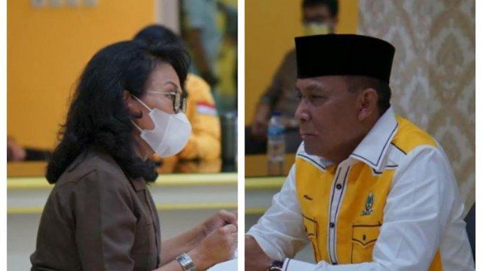 Musda Golkar Tana Toraja Digelar Pekan Ini di Makassar, Pertarungan Victor vs Yariana Somalinggi