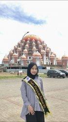 Yasmine Safira, Mahasiswi UMI Wakili Makassar Pemilihan Putri Pariwisata Sulsel 2021