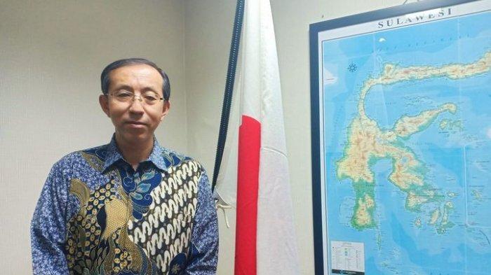 Yasue Katsunobu Jadi Kepala Kantor Konsuler Jepang di Makassar, Sudah Bertemu Danny Pomanto