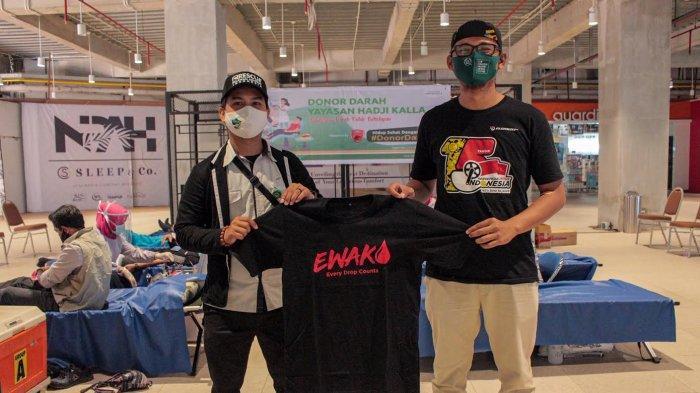 FOTO: Yayasan Hadji Kalla Gelar Donor Darah di Nipah Mall, Target 100 Kantong - yayasan-hadji-kalla-menggelar-donor-darah-di-nipah-mall-1.jpg