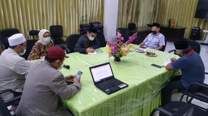 Masjid Al-Markaz Makassar Tak Gelar Shalat Iduladha, Daging Kurban Diantar Langsung ke Rumah Warga