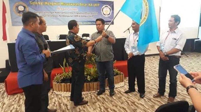 Wabup Toraja Utara Pimpin IKA UKI Paulus Makassar