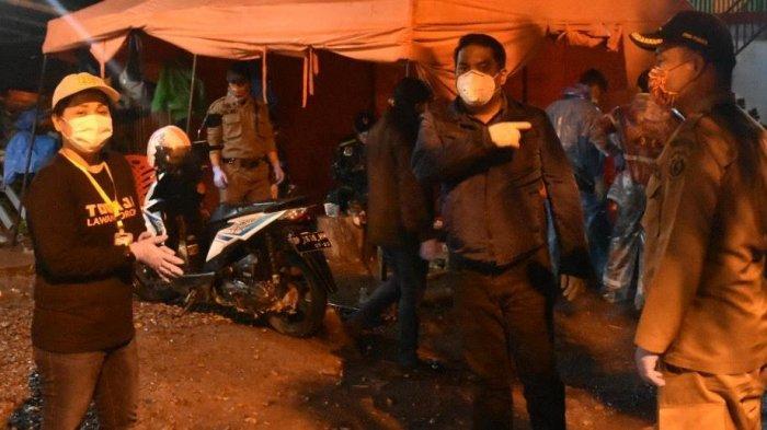 Karang Taruna Toraja Utara Ikut Jadi Relawan Bantu Satgas Covid-19