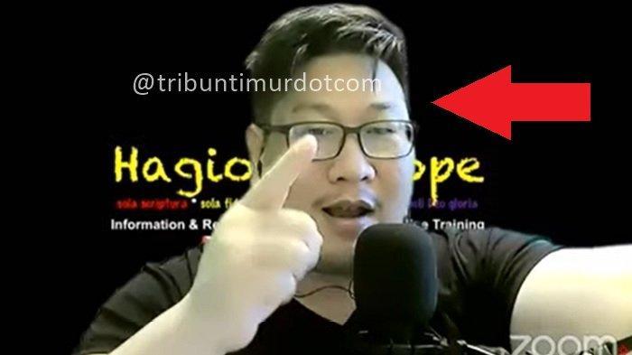 YouTube Jozeph Paul Zhang Kena Strike,Kini Sang Apologet Kristen Live di Kanal YouTube-nya yang Lain