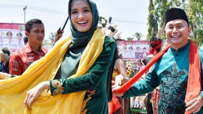 Fakta-Fakta Yulistra Ivo, Istri Cantik Gubernur Kalteng Sugianto Sabran yang Lebih Muda 18 Tahun