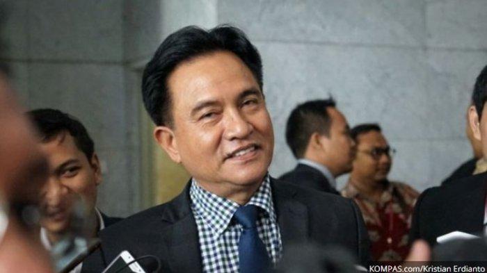 Dituding Kuasa Hukum Prabowo-Sandi Langgar UU Pemilu, Yusril dan BPN 01 Pasang Badan & Lakukan Ini