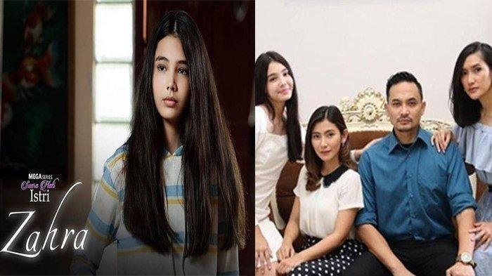 Setelah Dipanggil KPI, Pihak Indosiar Akhirnya Ganti Lea Chiarachel Sebagai Pemeran Zahra