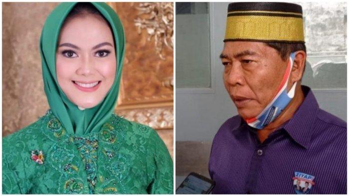 Kini Kalimantan Utara Dipimpin Dua Tokoh Bugis Sulawesi Selatan, Zainal Arifin dan Asmin Laura Hafid