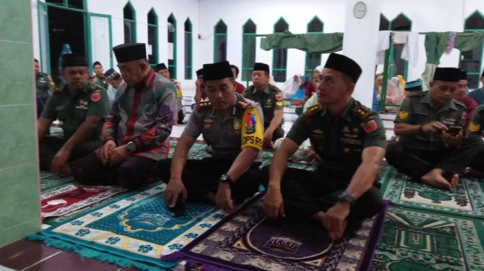 Safari Ramadan, Wakil Bupati Selayar Ingatkan Pentingnya Silaturahmi