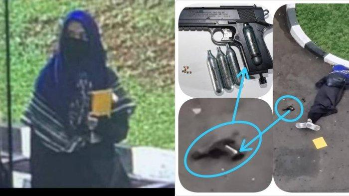 Penjual Air Gun yang Digunakan ZA Serang Mabes Polri Ditangkap