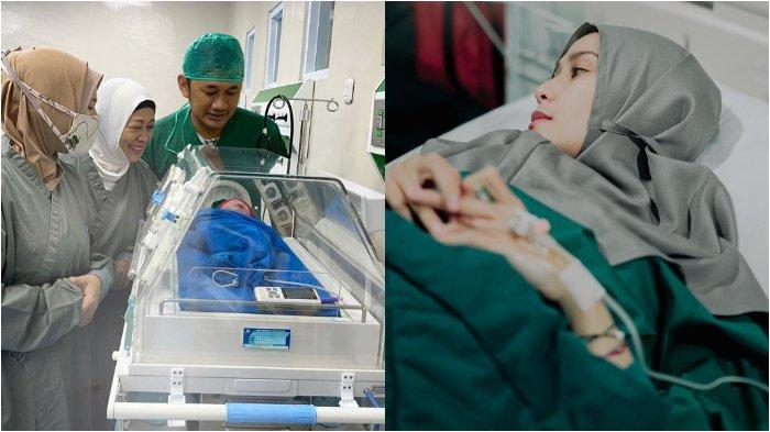 Kabar Sedih Zaskia Adya Mecca Tak Bisa Temui Bayi Yang Baru Dilahirkan Karena Derita Ttn Apa Itu Halaman 2 Tribun Timur