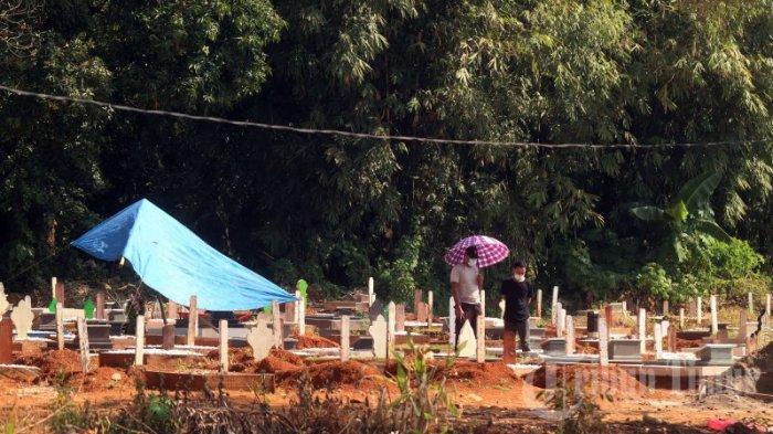 FOTO: Ziarah ke Pemakaman Covid Macanda Bisa Daftar Lewat Jalur Online - ziarah-ke-pemakaman-covid-di-jl-macanda.jpg
