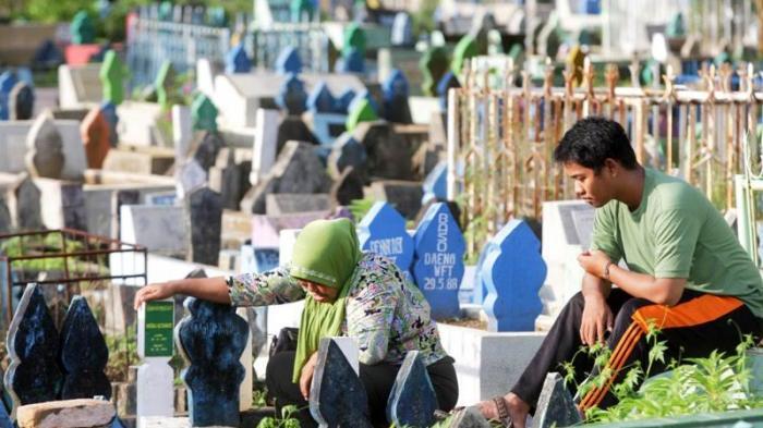 Ucapan Salam Doa saat Ziarah Kubur Jelang Ramadhan 2021 Berdasarkan Hadits dan Hukum Ziarah Kubur