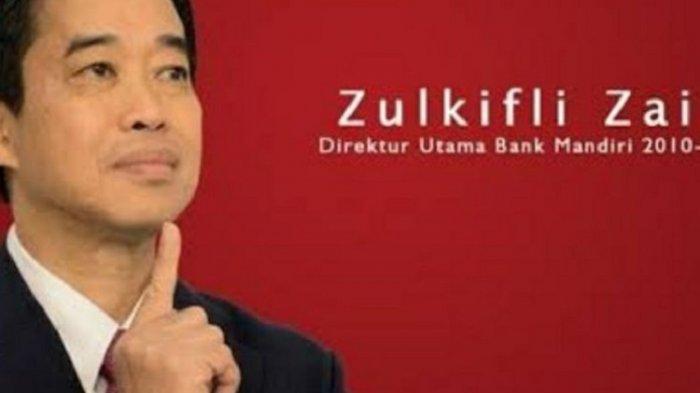 Bukan Rudiantara, Profil Zulkifli Zaini Dirut PLN Baru Dulu Komisaris Erick Thohir: Rekam Jejak Baik