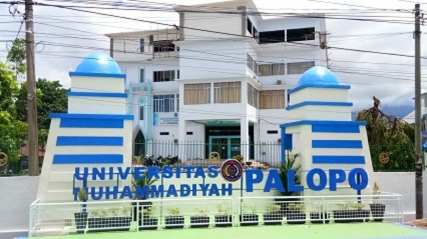 Gedung Universitas Muhammadiyah Palopo.