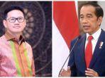 'Anak' FTI UMI Selamatkan Ketua PII Heru Dewanto di Hadapan Presiden Jokowi