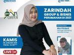marketing-zarindah-group-ria-fitriani-saat-bincang-bincang-tribun-griya-live.jpg