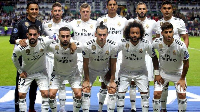 Hampir Rp 5 Triliun Digunakan Real Madrid Belanja Pemain