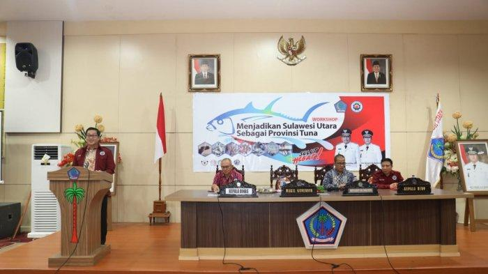 Wagub Steven: Sulut Harus Jadi Pusat Perikanan di Indonesia Timur