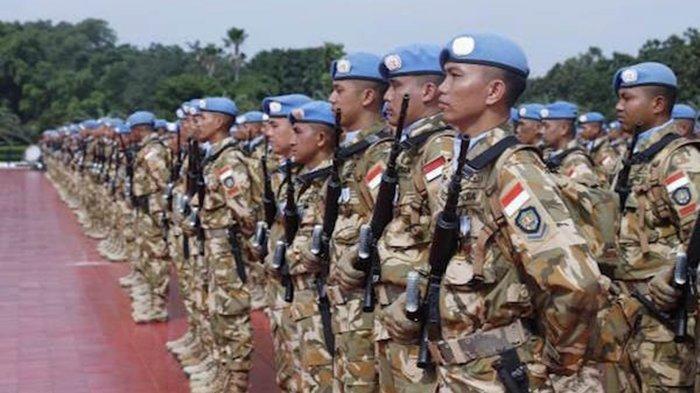 Sebanyak 1.090 Satgas Konga TNI Dikirim untuk Misi Luar Negeri, Panglima: Jadilah TNI yang baik