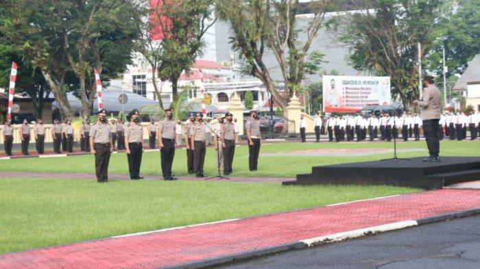 157 Personel Polda Sulut Pensiun, Mantan Kapolsek Tombariri dan Motoling Bangga Jadi Anggota Polri