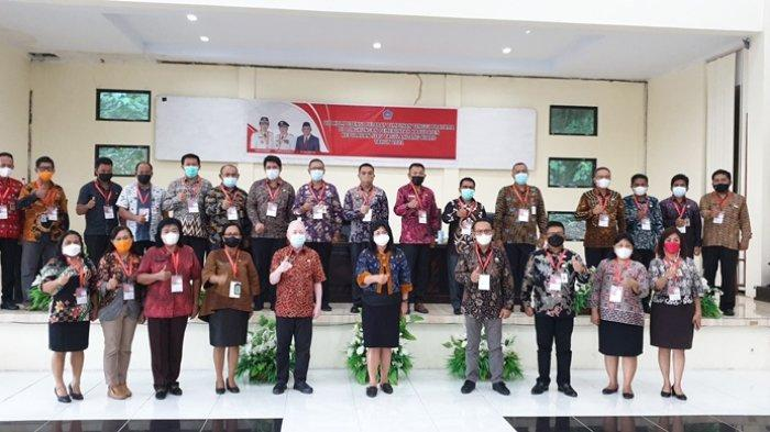 22 Pejabat Pimpinan Tinggi Pratama Pemkab Sitaro Menanti Pelantikan